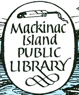 Mackinac Island logo.