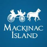 Carriage image for Mackinac Island Visitor's Bureau.